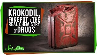 Krokodil, fake pot and the real chemistry of drugs