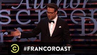 Roast of James Franco - Seth Rogen Draws First Blood - Uncensored
