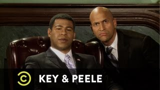 Key & Peele - Obama's Anger Translator - Martin Luther King Day