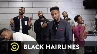 Dormtainment - Black Hairlines