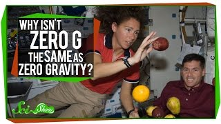 "Why Isn't ""Zero G"" the Same as ""Zero Gravity""?"