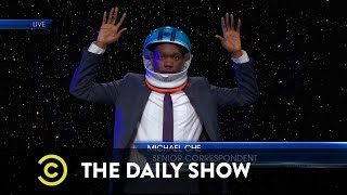 The Daily Show - Race/Off - Live From Somewhere