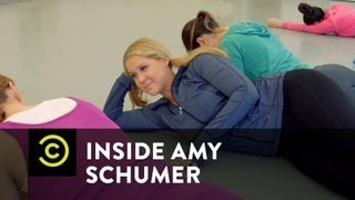 Inside Amy Schumer - Workout Instructor