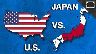 Why Doesn't Japan Hate The US?