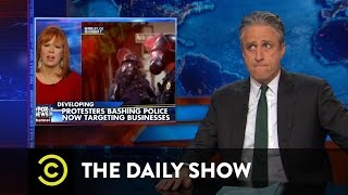 The Daily Show - Rage Against the Rage Against the Machine
