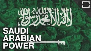 How Powerful Is Saudi Arabia?