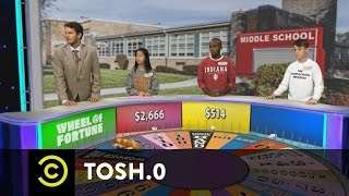 "Tosh.0 - Web Redemption - ""Wheel of Fortune"""